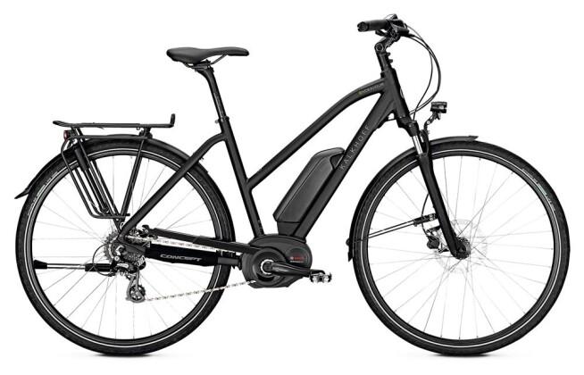 E-Bike Kalkhoff ENDEAVOUR 1.B MOVE schwarz matt 2019
