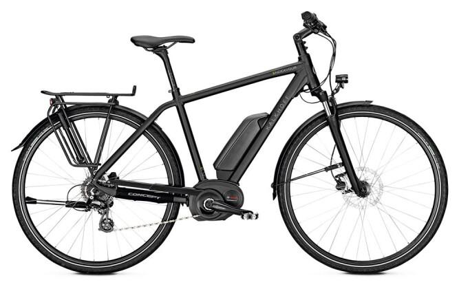 E-Bike Kalkhoff ENDEAVOUR 1.B MOVE H schwarz matt 2019