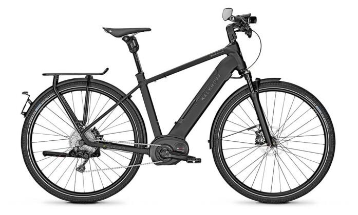 E-Bike Kalkhoff ENDEAVOUR 5.B EXCITE 45 H schwarz matt 2019