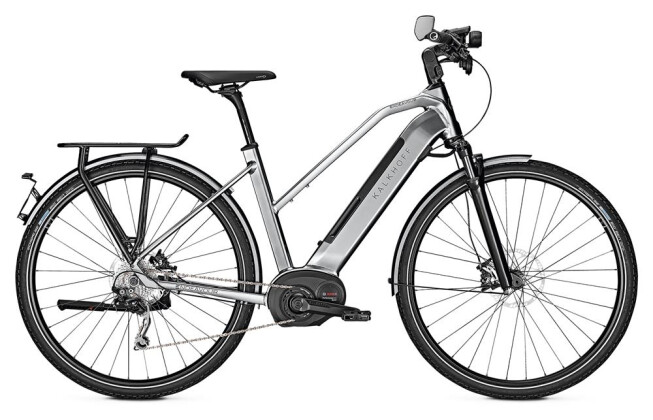 E-Bike Kalkhoff ENDEAVOUR 5.B MOVE 45 D silber glossy 2019