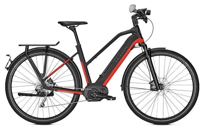E-Bike Kalkhoff ENDEAVOUR 5.B MOVE 45 D schwarz/rot 2019