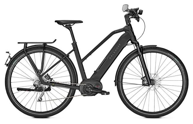 E-Bike Kalkhoff ENDEAVOUR 5.B MOVE 45 D schwarz matt 2019