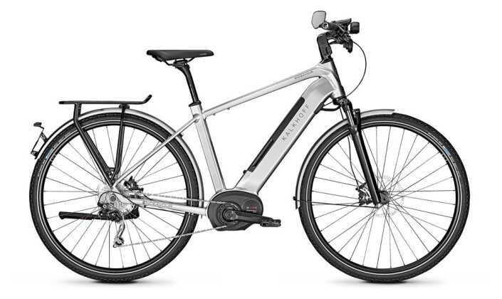 E-Bike Kalkhoff ENDEAVOUR 5.B MOVE 45 H silber glossy 2019