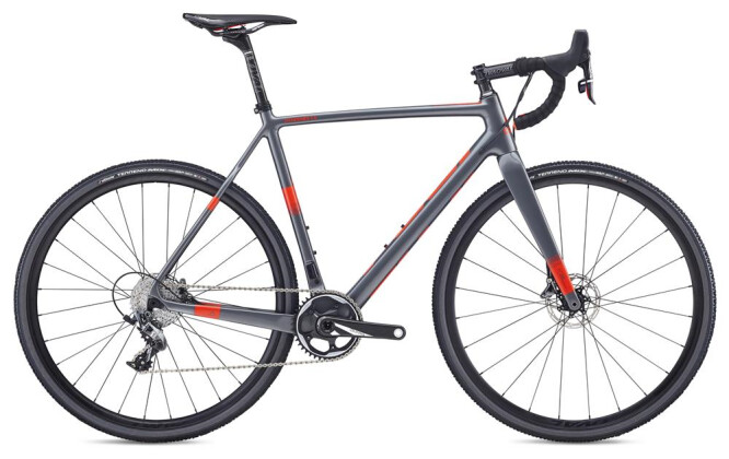 Crossbike Fuji ALTAMIRA CX 1.1 2019