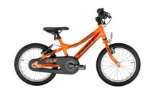 Kinder / Jugend Puky ZLX 16-1F Alu racing orange