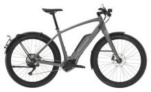 E-Bike Diamant Zouma+ S Grau