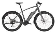 E-Bike Diamant Zouma+ Grau