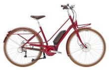 E-Bike Diamant Juna+ Rot