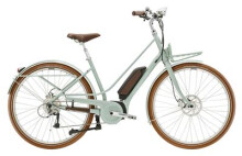 E-Bike Diamant Juna+ Grün