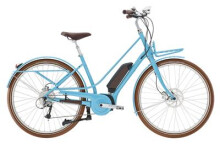 E-Bike Diamant Juna+ Blau