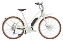 E-Bike Diamant Juna+ Weiß