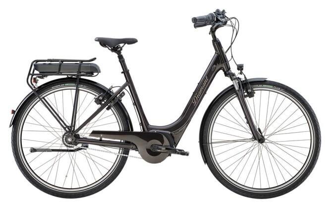 E-Bike Diamant Achat Deluxe+ RT Schwarz 2019