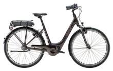 E-Bike Diamant Achat Deluxe+ Schwarz