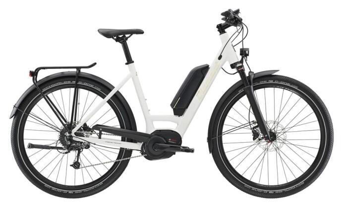 E-Bike Diamant Elan+ Tiefeinsteiger Weiß 2019