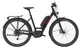 E-Bike Diamant Elan+ Tiefeinsteiger Schwarz