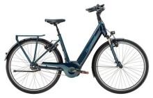 E-Bike Diamant Onyx+ Tiefeinsteiger Blau
