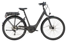 E-Bike Diamant Ubari Deluxe+ Schwarz