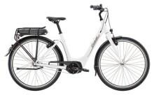 E-Bike Diamant Saphir+ Weiß