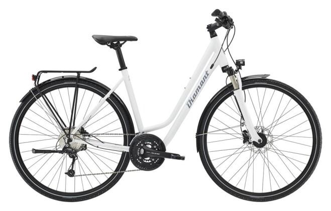 Trekkingbike Diamant Elan Deluxe Midstep 2019