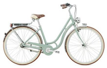 Citybike Diamant Topas Deluxe Grün