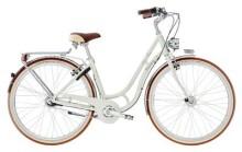 Citybike Diamant Topas Villiger Weiß