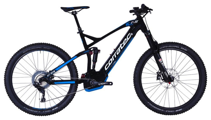 E-Bike Corratec E-Power RS 150 Pro 650B+ 2019