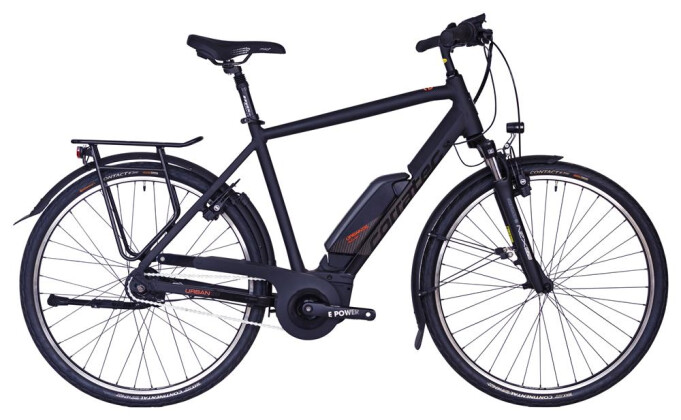 E-Bike Corratec E-Power Urban 28 AP4 8SC 2019