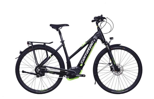 E-Bike Corratec E-Power Sport 28 P5 Nuvinci Trapez 2019