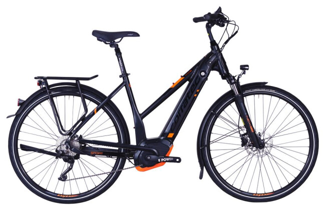 E-Bike Corratec E-Power Sport 28 CX5 10S Trapez 2019