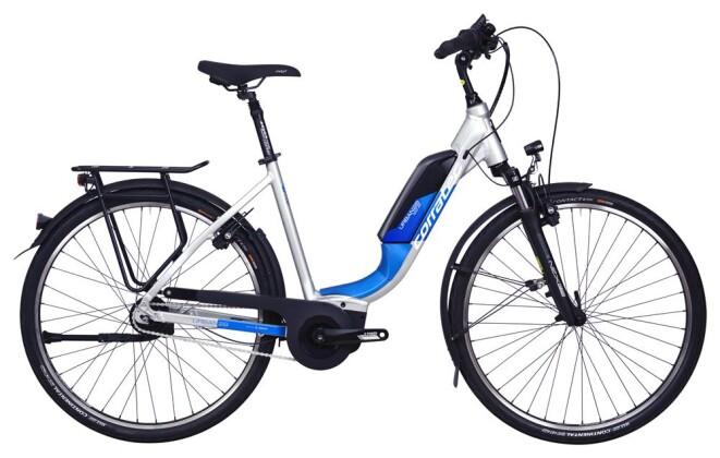 E-Bike Corratec E-Power Urban 28 AP5 8S Tiefeinsteiger 2019