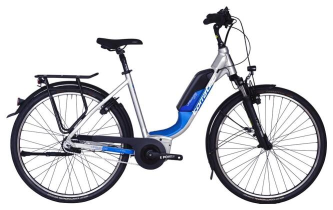E-Bike Corratec E-Power Urban 28 AP4 8S Tiefeinsteiger 2019