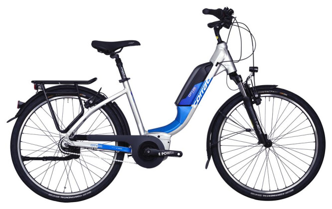 E-Bike Corratec E-Power City 26 AP4 8S 2019