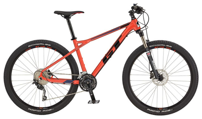 Mountainbike GT Avalanche Comp 2019