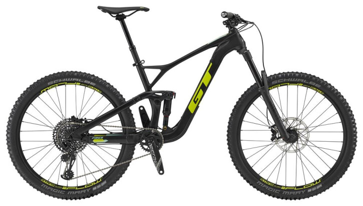 Mountainbike GT Force Carbon Expert 2019