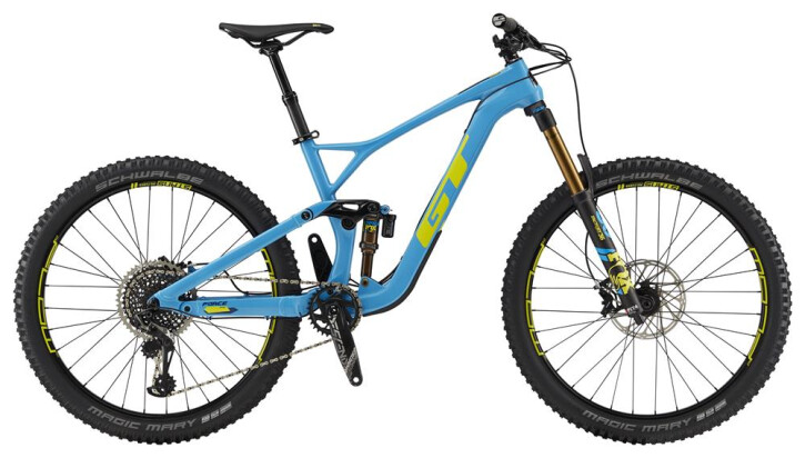 Mountainbike GT Force Carbon Pro 2019