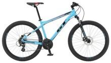 Mountainbike GT Aggressor Expert Blau