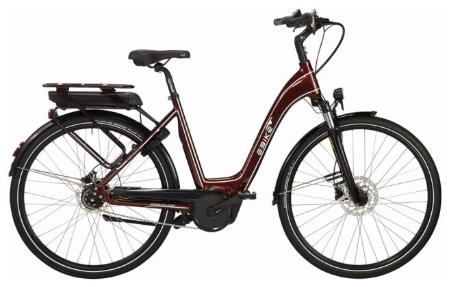 E-Bike EBIKE C001 COPENHAGEN 2019