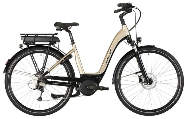 E-Bike EBIKE C002 CHAMPAGNE 2019