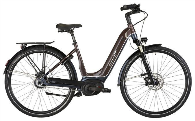 E-Bike EBIKE C002+ KINGS ROAD 2019