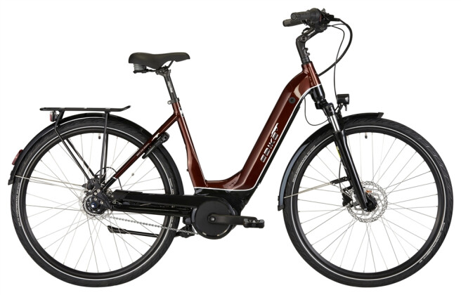 E-Bike EBIKE.Das Original C005 BOURBON STREET 2019