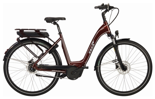 E-Bike EBIKE C006 COPENHAGEN 2019