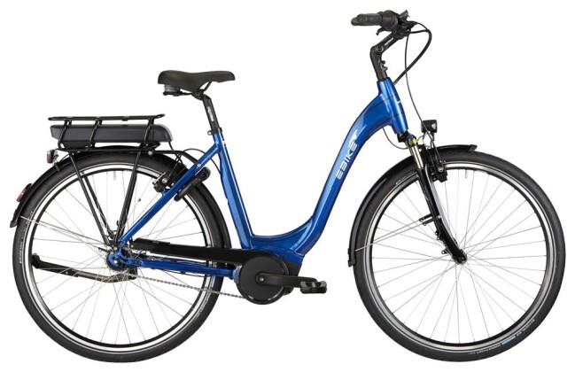 E-Bike EBIKE C008 BLUE LAGOON 2019