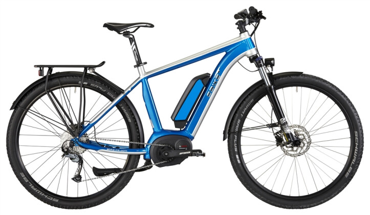 E-Bike EBIKE COMMUTE SILVERSTONE 2019