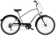 Citybike Electra Bicycle Townie Original 7D EQ Men's Graphite