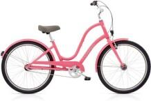 Citybike Electra Bicycle Townie Original 3i EQ Ladies' Grapefruit