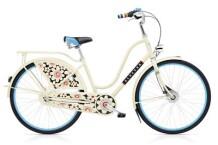 Hollandrad Electra Bicycle Amsterdam Bloom 3i Ladies' Cream