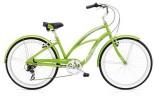 Cruiser-Bike Electra Bicycle Cruiser Lux 7D Ladies' Green Metallic