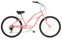 Cruiser-Bike Electra Bicycle Cruiser 7D Ladies' Pink