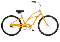 Cruiser-Bike Electra Bicycle Cruiser 1 Ladies' Orange
