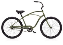 Cruiser-Bike Electra Bicycle Cruiser 1 Men's TALL Matte Khaki